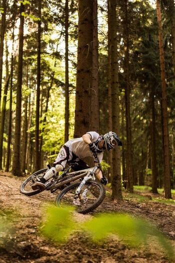 Black Mountain Bikepark Elstra