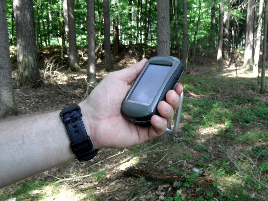 Geocaching in der